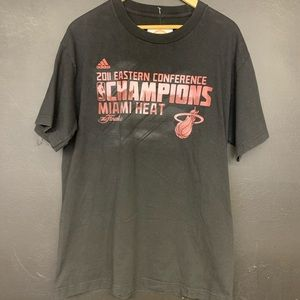 2011 NBA Miami Heat Eastern Conference Finals Tee